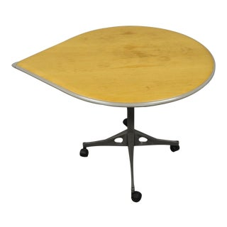 Herman Miller Teardrop Everywhere Roll Around Dining Table For Sale