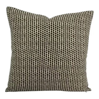 Lee Jofa Kaya Sable Pillow Cover For Sale