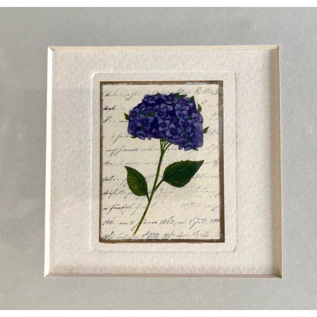 Mid-Century Modern Minimalist Framed Print For Sale - Image 3 of 7