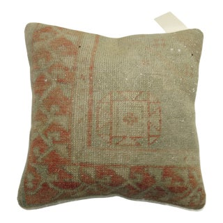 Turkish Rug Pillow For Sale