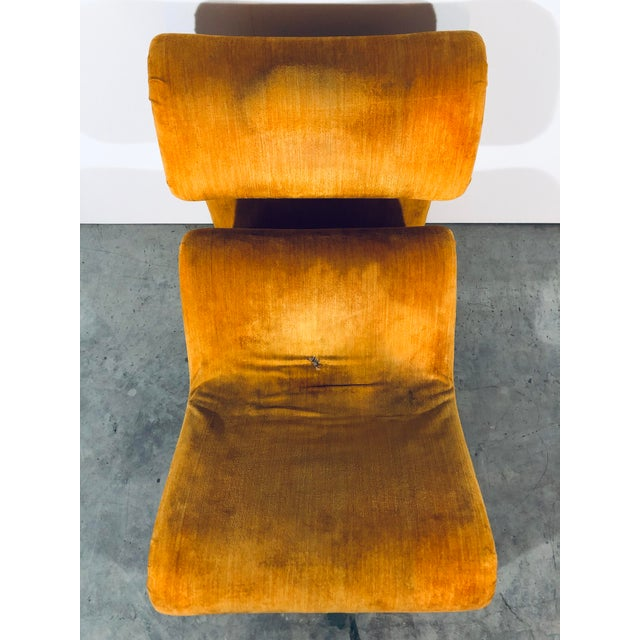 """Jan Ekselius for j.o. Carlsson """"Etcetera"""" Lounge Chair, Vintage 1970s For Sale - Image 10 of 11"""