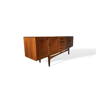 Mid-Century Modern Credenza Sideboard by G-Plan, Circa 1967 Preview
