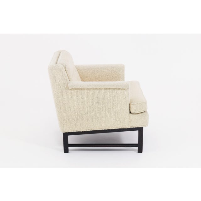 1950s Vintage Mid Century Edward Wormley for Dunbar Lounge Chair For Sale - Image 5 of 9