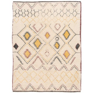 "Apadana - Moroccan Rug, 9'3"" X 12'0"" For Sale"