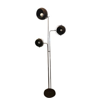 Vintage Mid-Century Modern Floor Lamp For Sale