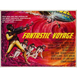 "Tom Beauvais ""Fantastic Voyage"" For Sale"