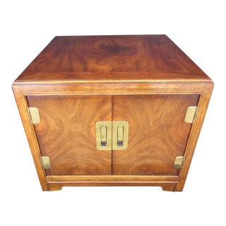 Drexel Heritage End Table or Nightstand For Sale