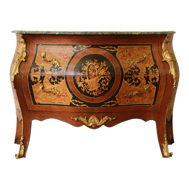 Jean-François Oeben Louis XV French Commode For Sale - Image 11 of 11
