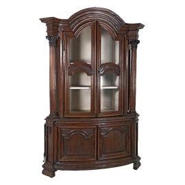 Image of Silk China and Display Cabinets