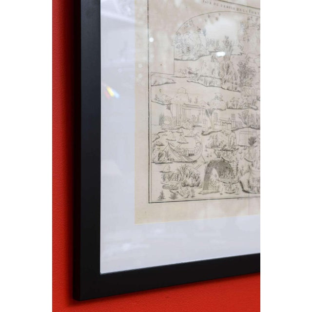 White Plate of the Temple of Fortune Primigenia For Sale - Image 8 of 11
