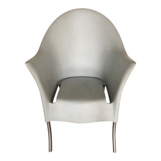 Minimalistic Philippe Stark for Driade Lord Yo Chair For Sale