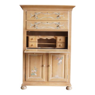 Secretary Desk Cabinet For Sale