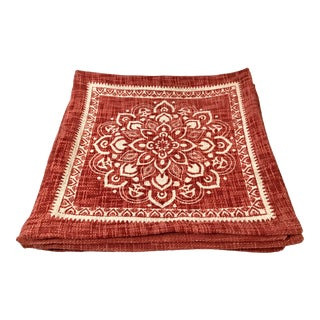 Vintage Marrakesh Woven Placemats - Set of 8 For Sale