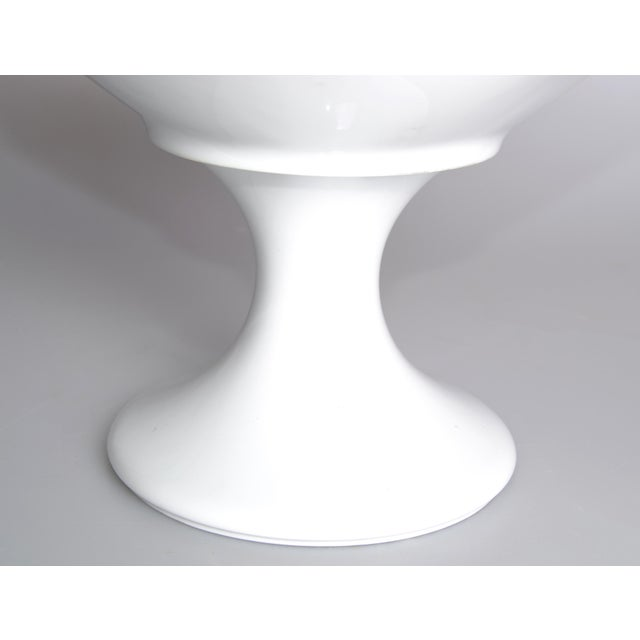 White Porcelain Rosenthal Fruit Bowl For Sale In Miami - Image 6 of 9