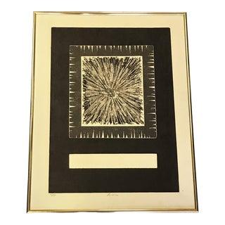 Original Signed Black and White Artwork For Sale