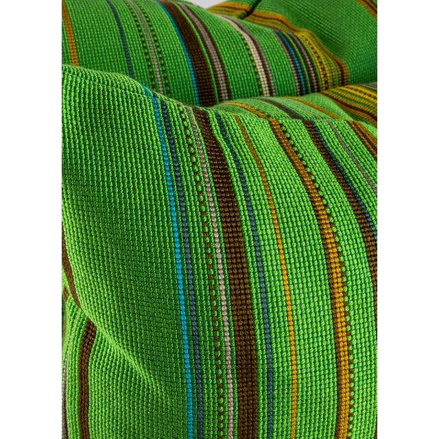 "Feather 22"" X 14"" Maharam Point by Paul Smith Down Pillows For Sale - Image 7 of 8"