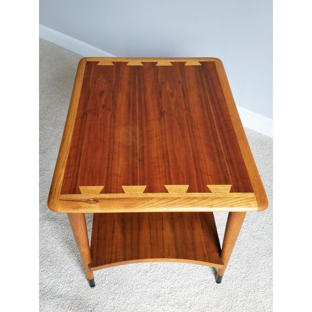 Lane Mid-Century Acclaim Side Tables - A Pair - Image 7 of 8