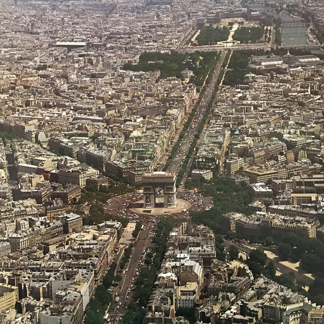 'Above Paris' Hardcover Book - Image 7 of 10