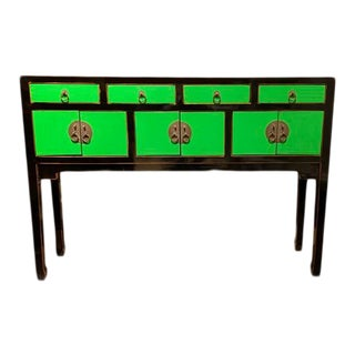 Asian Ex Beijing Console Table For Sale