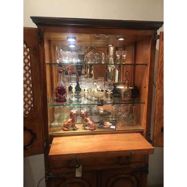 Traditional Sarried Marbella Cabinet For Sale In Denver - Image 6 of 12