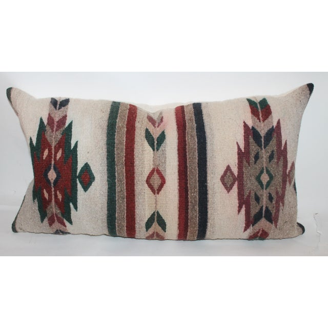 Beautiful serape pillows in a multi color scheme. These colorful pillow have been professionally laundered and have been...