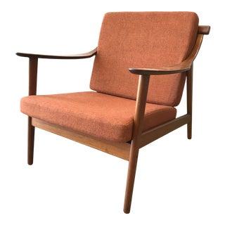 Mid-Century Arne Hovmond-Olsen Lounge Chair For Sale
