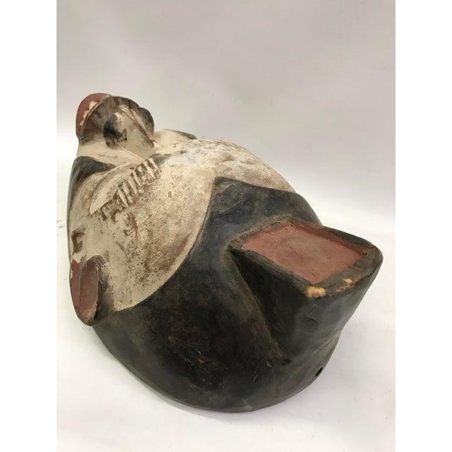 African Art Bacongo Mask - Image 4 of 6