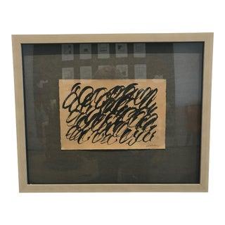 "R. F. Alvarez ""Grama Preta"" Painting For Sale"