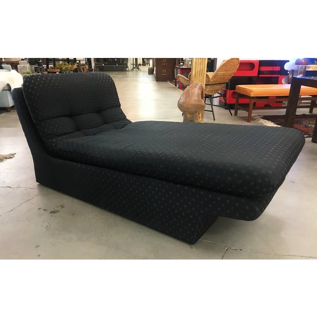 1970s Vladimir Kagan Chaise Lounge For Sale In Portland, OR - Image 6 of 6