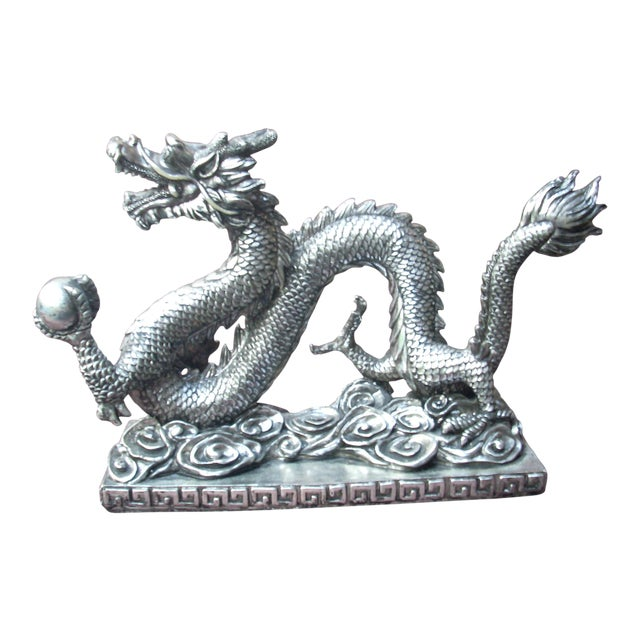 Chinese Dragon Statue For Sale