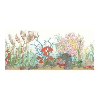 Cole & Son Archipelago Brd Wallpaper Roll - Multi-Colour For Sale