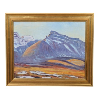 Jacobi Southern Slope Oil Painting For Sale