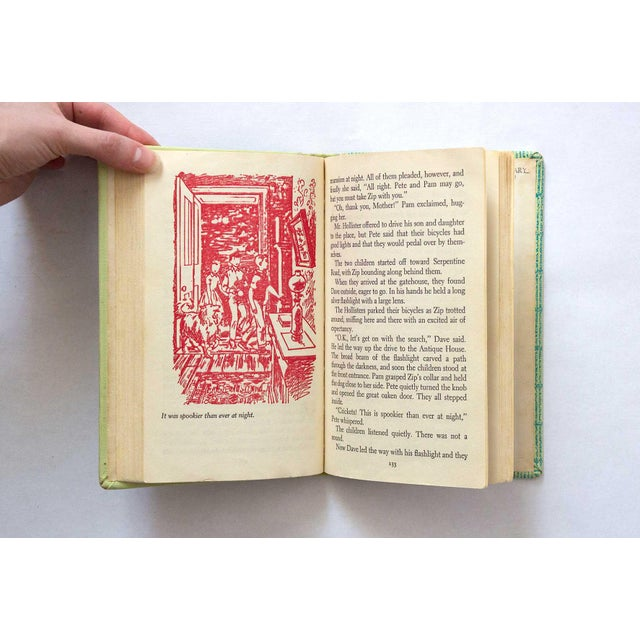 Vintage 1960s Children's Library Book For Sale - Image 4 of 12