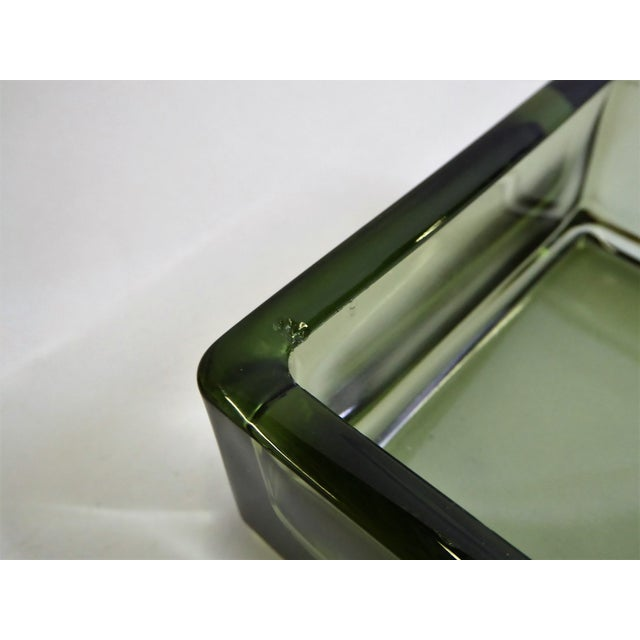 Dansk IHQ Modern Teak Tray with Glass Inserts, Quistgaard, Denmark For Sale - Image 9 of 13