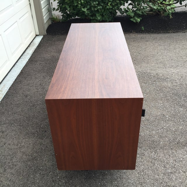 1960s Mid-Century Modern Florence Knoll Credenza For Sale - Image 9 of 11