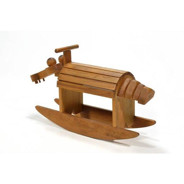 Whimsical Handmade Hobby Horse - Image 6 of 9