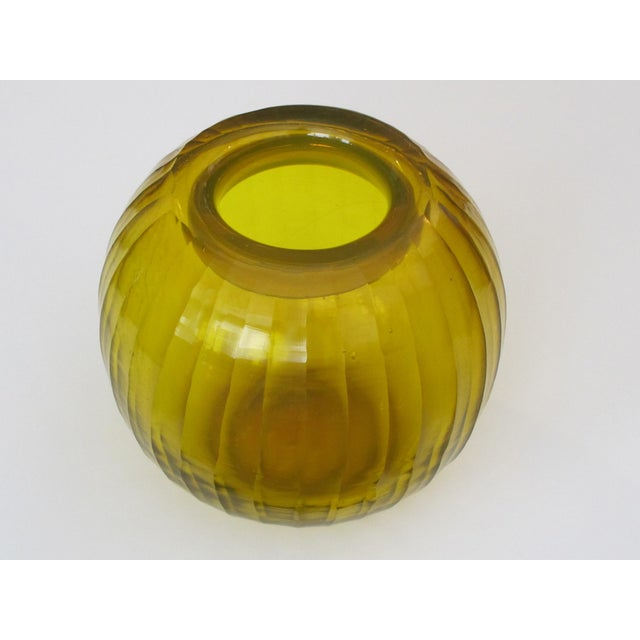 hand-blown and carved glass