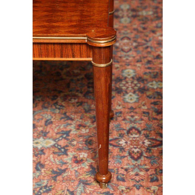 Jules Leleu Rectangular Coffee Table For Sale - Image 5 of 9
