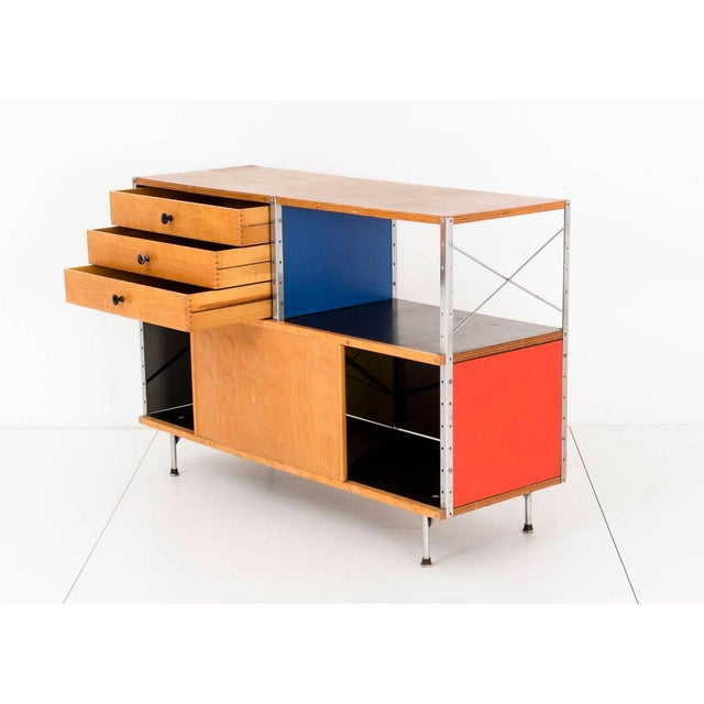 Charles and Ray Eames ESU 220-N For Sale - Image 5 of 11