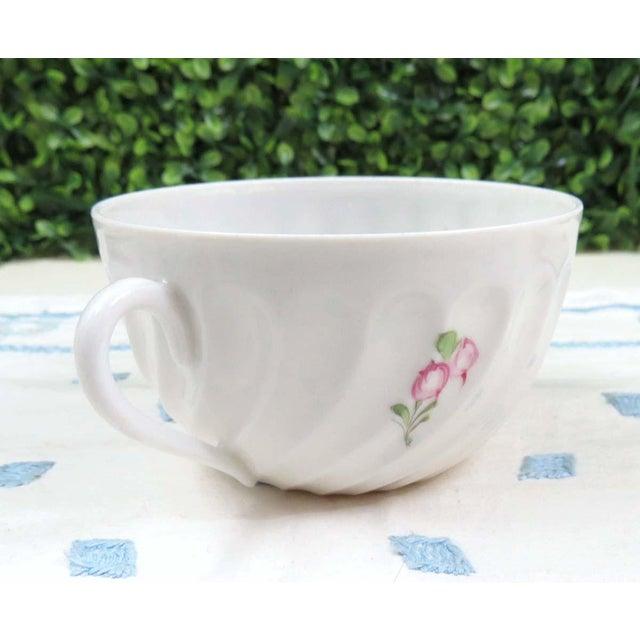 Vintage Nymphenburg Dresden Flowers Tea Cup & Saucer Set - Image 4 of 10