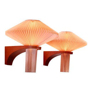 Vilhelm Wohlert Pair of Wall Lamps, Denmark For Sale