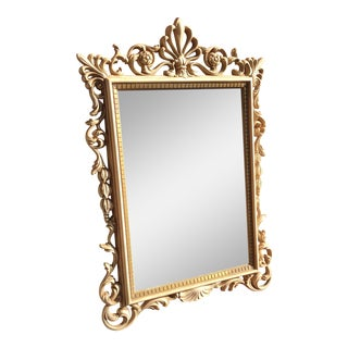 Syroco Rococo Style Mirror