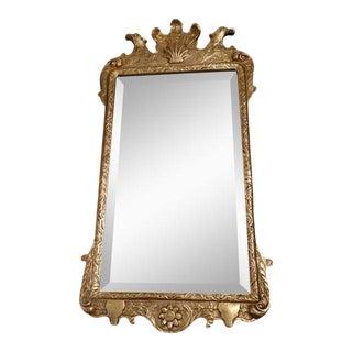 Regency Eagle Trumeau Mirror