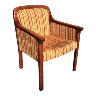 Mid-Century Teak Club Chair