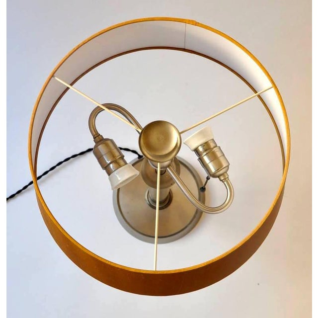 Bag Turgi 1930s Modernist Desk Lamp For Sale In New York - Image 6 of 10
