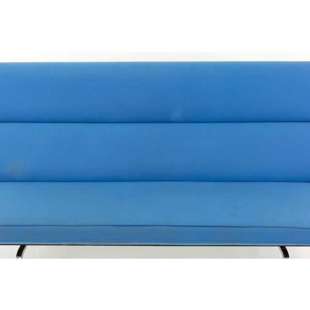2000 - 2009 Eames for Herman Miller Mid Century Modern Compact Daybed Sofa For Sale - Image 5 of 13