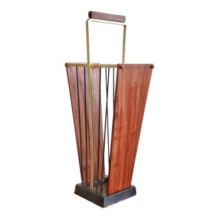 60s German Umbrella Stand For Sale