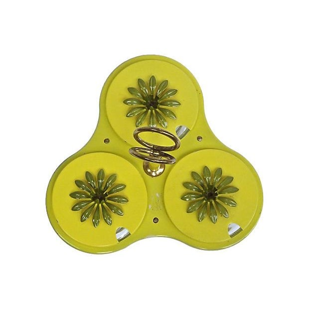 Mid-Century Modern Mid-Century Rotating Condiment Tray - Set of 3 For Sale - Image 3 of 4
