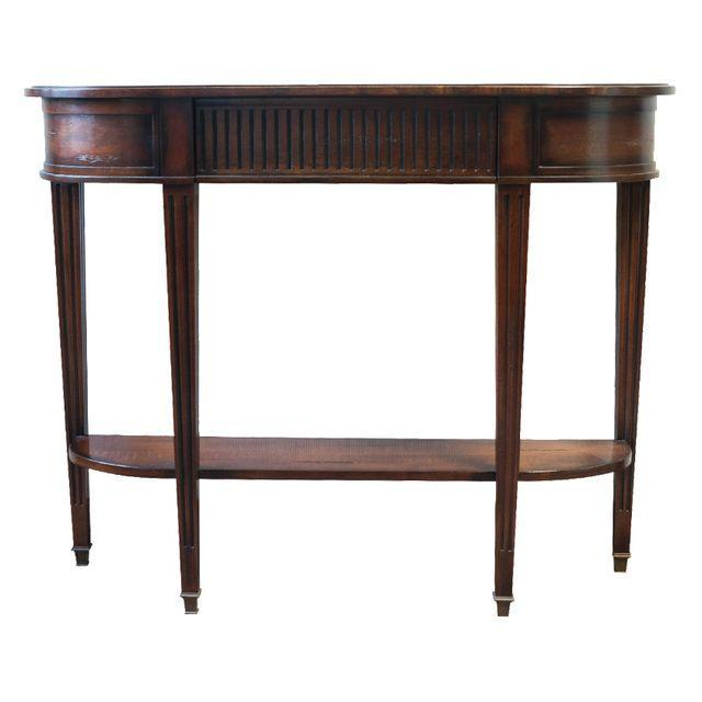 Sherrill Occasional Console Table - Image 1 of 10
