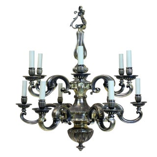A Charles II Style Chandelier